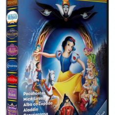 Colectie Desene Animate Disney vol.1 - 8 DVD dublate in limba romana - Film animatie Altele