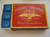 Creta  biliard - National  Tournament  Chalk