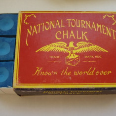 Creta  biliard - National  Tournament  Chalk