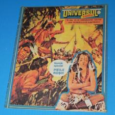 UNIVERSUL COPIILOR -1991 - 19-20 - SPECIAL PIEILE ROSII, 5 PAGINI BENZI DESENATE