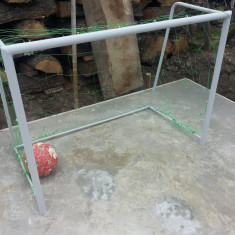 Porti de fotbal din fier - Poarta Fotbal