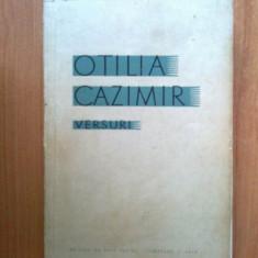 d3  Otilia Cazimir - Versuri