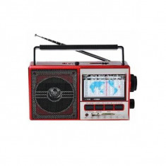 Radio AM-FM-SW1-911 Benzi De Radio -Reda MP3 De Pe Stick