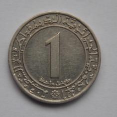 1 dinar 1983 Algeria comemorativ, America Centrala si de Sud