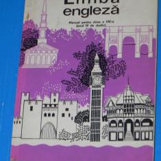 MANUAL LIMBA ENGLEZA CLASA A VIII-A / ANUL IV - GHEORGHE COMANARU, ELENA CRETIU - Curs Limba Engleza