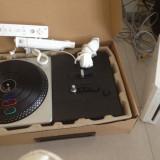 Nintendo wii +2 Controlere +1 nunchuk +1giroscop +controler DJ Hero