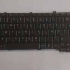 Tastatura Keyboard Laptop Lenovo 3000 N100, N200 6BEZ1E, 38T7330, BCF85 DK - Tastatura laptop