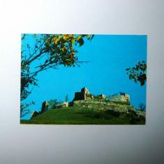 Rupea, Cetatea (sec 15) - 1970 - circulata - 2+1 gratis - RBK9467 - Carte Postala Transilvania dupa 1918, Fotografie