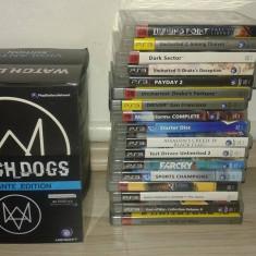 Ps3 de vanzare cu 19 jocuri si sistem playstation move! - PlayStation 3 Sony