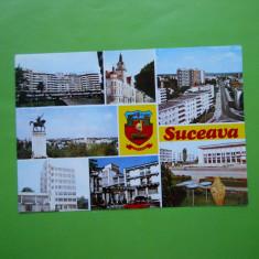 HOPCT 11253 SUCEAVA -JUD.SUCEAVA [CIRCULATA] - Carte Postala Bucovina dupa 1918, Printata