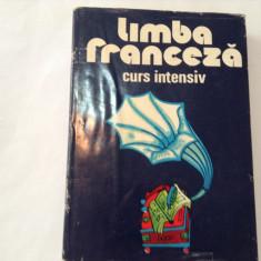 MICAELA GULEA * HENRY PIERRE BLOTTIER - LIMBA FRANCEZA * CURS INTENSIV, RF8/1 - Curs Limba Franceza