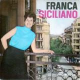 """Franca Siciliano - Una Di Noi (7""""), VINIL, electrecord"""
