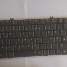 Tastatura Keyboard Laptop P.bell MH35 AEPE1N00010 MP-03756DN-9206 Dk - Tastatura laptop Packard Bell