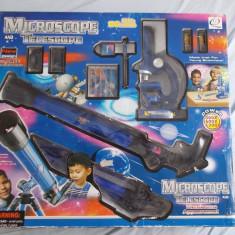 MICROSCOP SI TELESCOP MICUL SCIENTIST - Scule si unelte