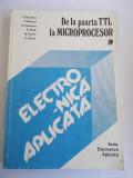 ELECTRONICA APLICATA DE LA POARTA TTL LA MICROPROCESOR - BORCOCI , TOMESCU VOL 1