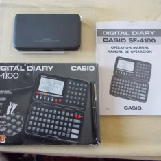 CALCULATOR CASIO SF-4100