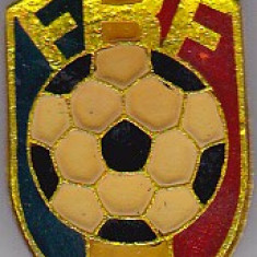Insigna Federatia de Fotbal din Romania - Insigna fotbal