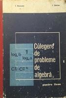 CULEGERE DE EXERCITII SI PROBLEME DE ALGEBRA - I. Stamate, I. Stoian foto