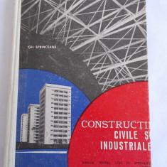 CONSTRUCTII CIVILE SI INDUSTRIALE - GH SPRINCEANA