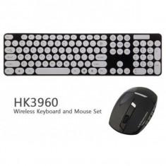 Tastatura Si Mouse Optic Wireless Keyboard