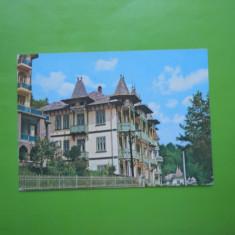 HOPCT 11299 SLANIC MOLDOVA -vila caprioara -JUD.BACAU [CIRCULATA] - Carte Postala Moldova dupa 1918, Printata