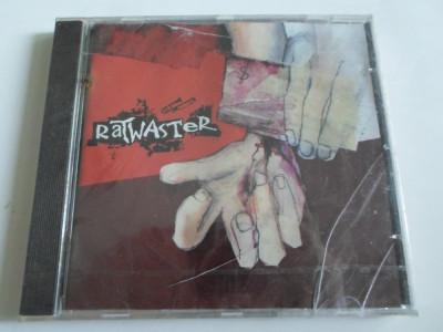 Album de muzica RATWASTER - limba franceza (Sigilat)  -C13 foto