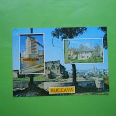 HOPCT 11263 SUCEAVA -JUD.SUCEAVA [CIRCULATA] - Carte Postala Bucovina dupa 1918, Printata