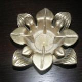 Scrumiera din bronz masiv
