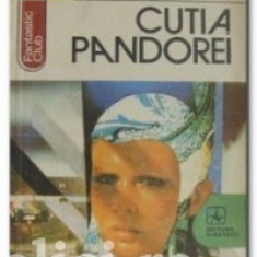 Tudor Negoita - Cutia Pandorei - Roman, Anul publicarii: 1986