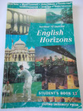 PATHWAY TO ENGLISH HORIZONS STUDENT,S BOOK 12