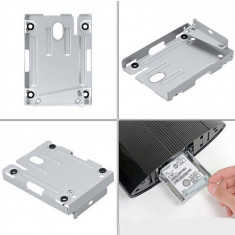 Adaptor hard disk pentru Sony PlayStation 3 Super Slim PS3 HDD caddy - Suport laptop