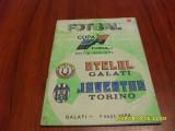 program     Otelul  Galati  -  Juventus