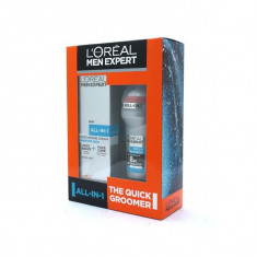 Set L'OREAL MEN EXPERT set The Quick Groomer - crema hidrantanta +
