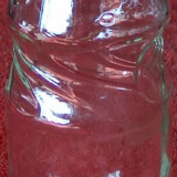 10 sticluţe pentru conserve bulion - Borcan