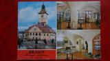 Vedere/ Carte postala - Brasov, Circulata, Printata