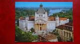 Vedere/ Carte postala -  Arad - Palatul Cultural, Circulata, Printata