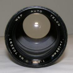 Obiectiv Telon 135mm 1:2.8 montura Canon pentru piese - Obiective RF (RangeFinder)