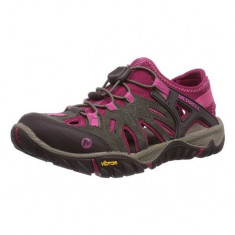 Sandale inchise All Out Blaze Sieve (MRL-807-FUC-S) - Sandale dama Merrell, Culoare: Fuchsia, Marime: 38, 41