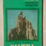 I. IONESCU-DUNAREANU - PIATRA CRAIULUI