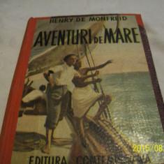 Aventuri de mare, henry de monfreid, 1944 - Carte veche