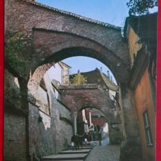 Vedere/ Carte postala - Sibiu - Carte Postala Banat dupa 1918, Circulata, Printata