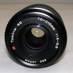 Obiectiv Tokina SD 70-210mm 1:4-5.6 montura Canon C/FD pentru curatat si reparat