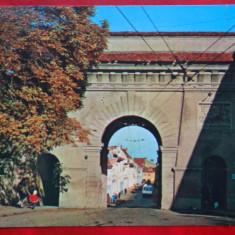 Vedere/ Carte postala - Brasov - Carte Postala Banat dupa 1918, Circulata, Printata