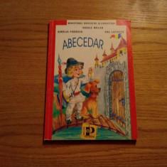 ABECEDAR -  Vasile Molan, Aurelia Fierascu, Ana Lapovita - 2002, 159 p., Alta editura