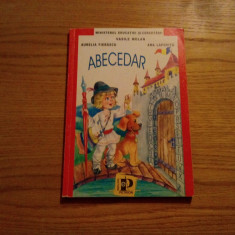 ABECEDAR - Vasile Molan, Aurelia Fierascu, Ana Lapovita - 2002, 159 p. - Manual scolar
