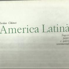 [S1] ALBUM AMERICA LATINA - IORDAN CHIMET - Roman, Anul publicarii: 1984