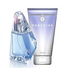 Apa de parfum Perceive 50ml AVON+Crema de corp - Parfum femeie