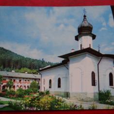 Vedere Iasi - Manastirea Agapia - Carte Postala Banat dupa 1918, Circulata, Printata