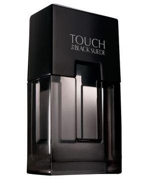 Apa de toaleta Black Suede Touch 75 ml AVON