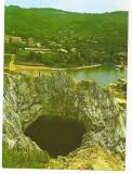 % carte postala (ilustrata)-SLANIC PRAHOVA-Grota miresei